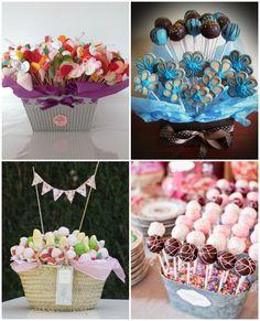 Chocolates, Bar A Bonbon, Edible Arrangements, Candy Bouquet, Ideas Para Fiestas, Utila, Sweets, Table Decorations, Birthday
