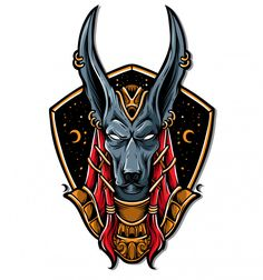Discover thousands of Premium vectors available in AI and EPS formats Osiris Tattoo, Anubis Tattoo, Egypt Concept Art, Grim Reaper Art, Egypt Tattoo, Egypt Art, Animal Logo, Tatoos, Creations