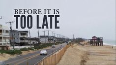 OBX Erosion: Nourishment needed before it's too late