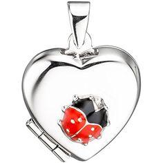 Kinder und Jugendliche-Anhänger Medaillon mit rot schwarzer Lackeinlage Silber Dreambase http://www.amazon.de/dp/B0147RYID6/?m=A37R2BYHN7XPNV