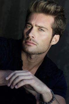 Rodrigo Guirao Diaz, Argentine actor/model, b. in Buenos Aires Beautiful Men Faces, Most Beautiful Man, Gorgeous Men, Hot Guys, Blonde Guys, Blond Men, Man Character, Handsome Faces, Pretty Men