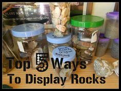 Handbook of Nature Study: Top 5 Ways to Display Rock Collections