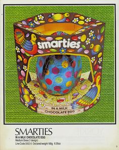 Rowntree Easter Eggs from the and - gallery - from York Press I remember getting this for Easter Vintage Sweets, Retro Sweets, Vintage Toys, 70s Sweets, Penny Sweets, 1980s Childhood, Childhood Memories, Back In The 90s, 90s Nostalgia