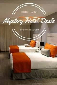 Want to know how we get to stay in some pretty fancy hotels despite our 'backpackers budget'? Then, read on to find more about the absolute gem that is a Mystery Hotel Deal. What is this you ask? Put simply, it's getting a 4 star hotel for the price of a 2 star but there are several terms & conditions.