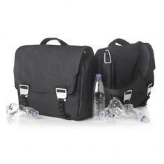 Rio RPET laptop tas, zwart