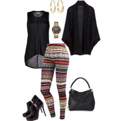 Dress up causal Leggings
