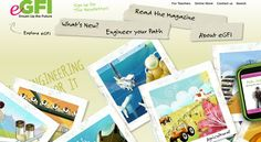 eGFI: Promotes engineering education with K-5, 6-8, 9-12 lesson plans, activities, outreach programs, and links to web resources.