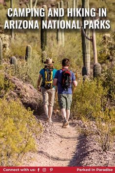 Arizona is more than just a desert. This guide will walk you through great camping spots and hiking trails. Winter or summer road trip through Arizona and see some stunning sights. There are three National Parks in Arizona, two National Recreation Areas, and nineteen memorials, historic sites, and trails affiliated with the National Park Service. Weather you're traveling with kids or a pet we help you be prepared. Camping Spots, Camping And Hiking, Hiking Trails, Arizona National Parks, Historical Sites, Road Trip, Paradise, Pets, Travel
