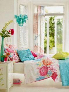 Dormitorios principales encantadores