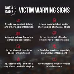 Want to know the TRUTH about HUMAN TRAFFICKING? Check out ...
