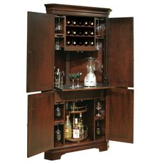Howard Miller Norcross Wine u0026 Bar Cabinet 695-111 - Home Bars USA - 1  sc 1 st  Pinterest : bar cabinets for home - Cheerinfomania.Com