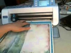 Using the Brother ScanNCut Quilt Patterns for Paper Piecing