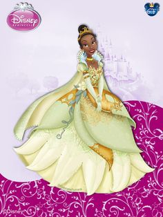 DisneyPrincess+-+Tiana4+ByGF+by+GFantasy92.deviantart.com+on+@deviantART