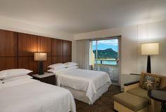 Sheraton Waikiki Hotel - ohana suite double