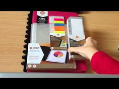An Intoduction to the Discbound Planner System, how it works and the accessories and planners available.