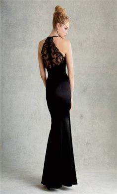Wish they would have had a dress like this for my bridesmaids....the lace is gorgeous!