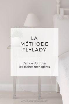 La méthode FlyLady ou l'art d'apprivoiser les tâches ménagères