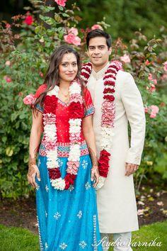 indian wedding flower garlands