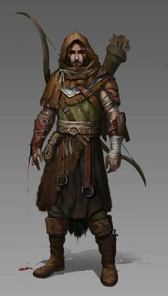 DnD Monks/Archers/More Fighters - Imgur