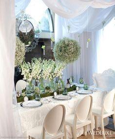 Magical Snow White Inspired Wedding Shoot At Royal Ambassador - Wedding Decor Toronto Rachel A. Clingen Wedding & Event Design