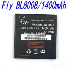 >> Click to Buy << New original High Quality 3.7V 1400mAh BL8008 Battery for  fly BL8008 mobile phone in stock+ Track Code+ Free shipping #Affiliate