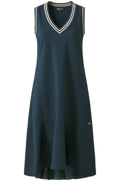 The Big Wave | Early Fall | Dress | Navy | Blue