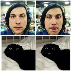why am I laughing- idk when it comes to frank iero I laugh anyway no matter what it is