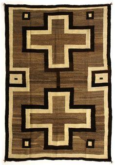 Navajo Gando/Hubbell Rug