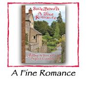 A Fine Romance by Susan Branch Her new book!!-- half way through and got it yesterday evening-had pre-ordered it. Love it already-<3