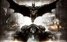 Batman: Arkham Knight HD Wallpaper