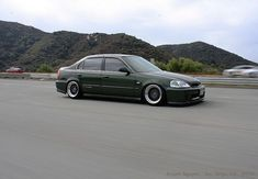 1999 Honda Civic, Honda Civic Vtec, Honda Civic Sedan, Honda S, Cool Cars, Japan, Jdm Cars, Vehicles, Perspective
