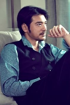 Kaneshiro Takeshi, an actor whose father is Ryukyuan and mother is Chinese. 27 Asian Leading Men Who Deserve More Airtime
