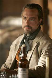 Titus Welliver in Deadwood