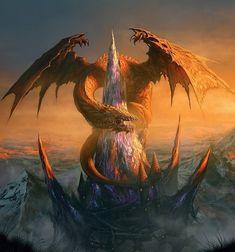 A dangerous dragon