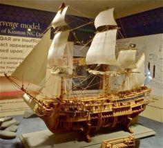 Queen Anne's Revenge is Black Beard's Ship