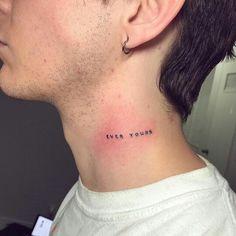 I like where this tattoo is