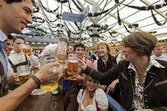 Oktoberfest, in Munich!