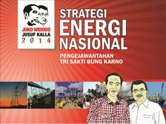 Bidang energi indonesia pandangan atau visi serta misi jokowi jk by ARBIB Group Indonesia via slideshare   http://www.slideshare.net/arbib/bidang-energi-indonesia-pandangan-atau-visi-serta-misi-jokowi-jk