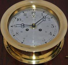 Pendule mécanique marine SALEM