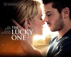 """The Lucky One !!!  """" Todo mundo tem seu próprio destino. Nem todos tomam a decisão de segui-lo Tive sorte de ter feito isso""""."""