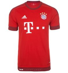 2015-2016 Bayern Munich Adidas Home Shirt (Kids)