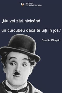 Latin Quotes, Charlie Chaplin, Live Your Life, Photo Quotes, Cool Words, Quotations, Poetry, Positivity, Wisdom
