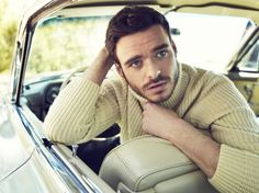 Richard Madden for People Magazine