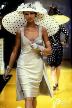 1995 Christian Dior, Spring -Summer, Couture