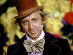 """Today, the world lost an icon: Gene Wilder, the star of the 1971 film """"Willy Wonka and the Chocolate Factory"""" (and countless other classics such as """"Young Frankenstein""""). Willy Wonka, Young Frankenstein, Victor Frankenstein, Freddie Highmore, Fred Astaire, Time Lords, Photo Vintage, Star Wars, We Are The World"""