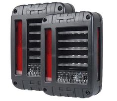 LED Rugged Tail Light For Jeep Wrangler JK (2007-2016)