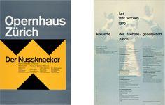 Josef Müller-Brockmann   Posters
