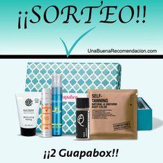Sorteo 2 Guapabox