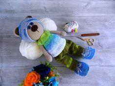 Crocheted Toys, Crochet Earrings, Jewelry, Fashion, Moda, Crochet Toys, Jewlery, Jewerly, Fashion Styles