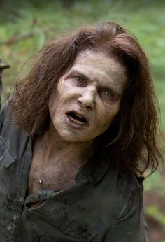 The Walking Dead Season 6 Episode 10 'The Next World' RIP Deanna